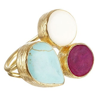 Have to have this ring! Perfects youre Ibiza style (mizado)