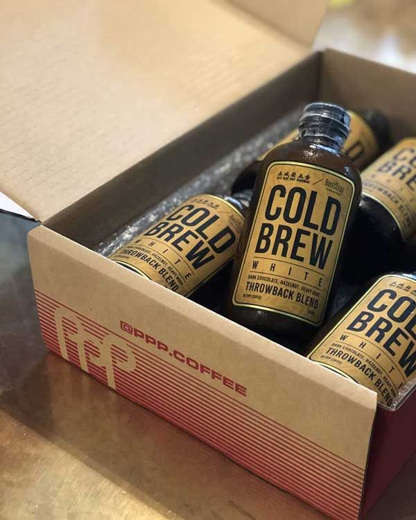 Cold Brew Delivery With Love From Chye Seng Huat Coffee Photography In 2020 Coffee Delivery Best Coffee Strong Coffee