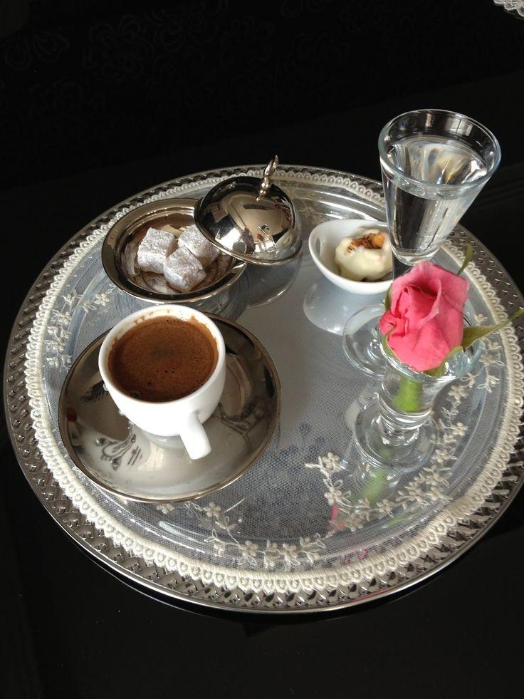 türk kahvesi sunumu - Google'da Ara