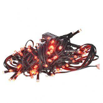 Luce natalizia 96 led programmabili rosse interno/esterno | vendita online su HOLYART