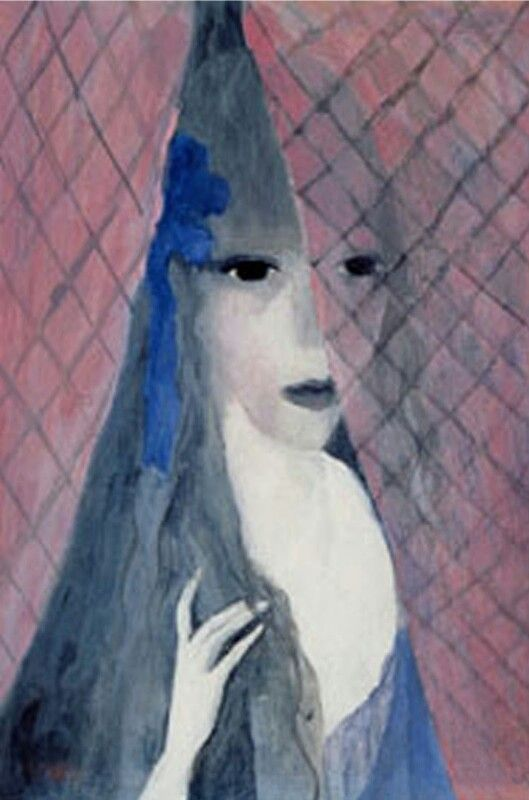 Extrêmement 69 best marie laurencin images on Pinterest | Watercolors, Berthe  XK89