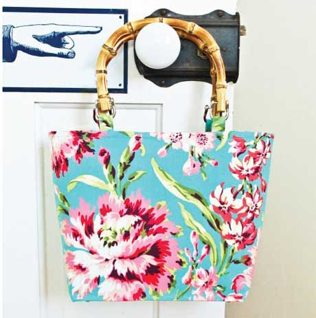 Free Purse Pattern and Tutorial - The Love Basket