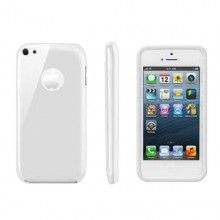 Forro iPhone 5C Muvit - Gel Blanca  CO$ 32.024,36
