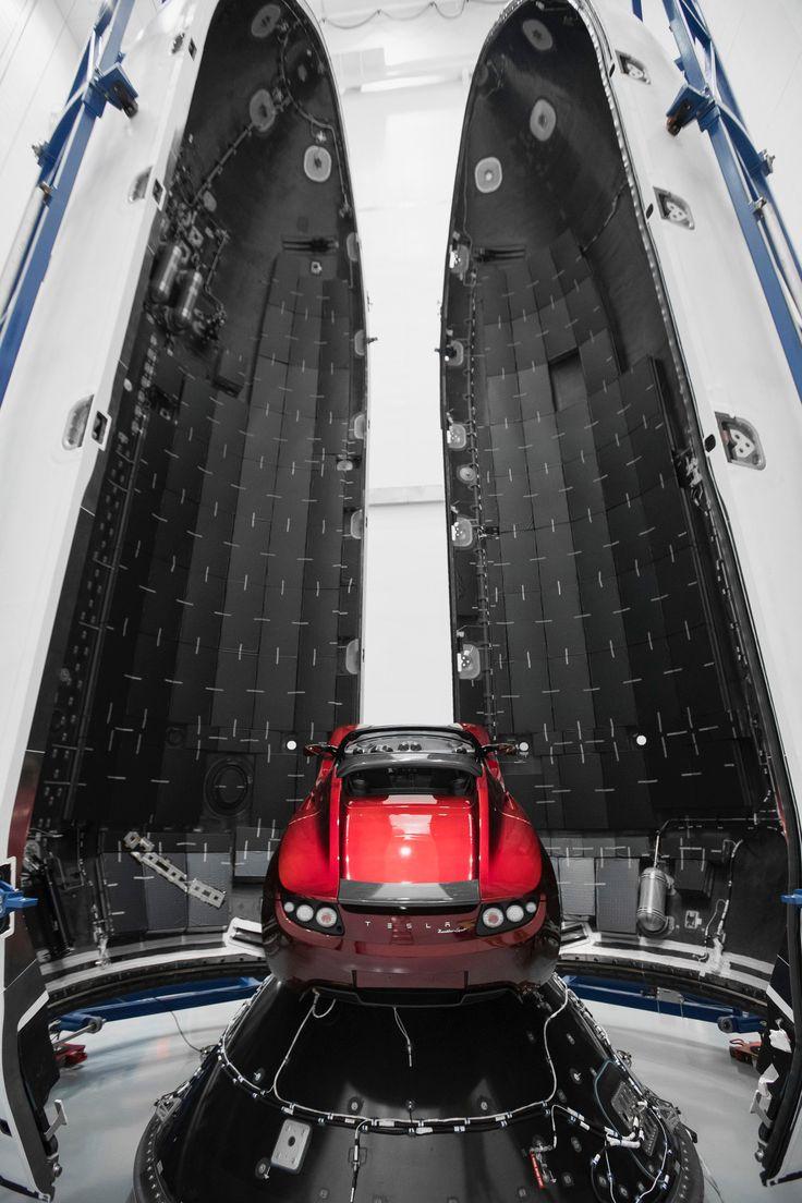 Falcon Heavy launch time: Elon Musk launching his rocket today - 7.2.2018