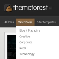 50 Fantastic WordPress Themes from ThemeForest