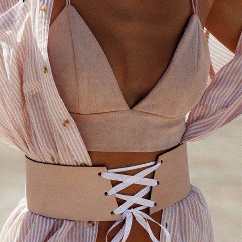 Kylie Waist Corset Belt - https://dreamclosetcouture.us/products/kylie-waist-corset-belt