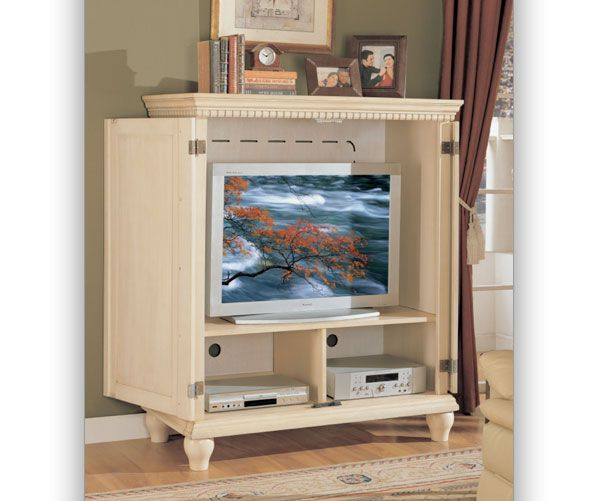 Wonderful Flat Screen Tv Armoire
