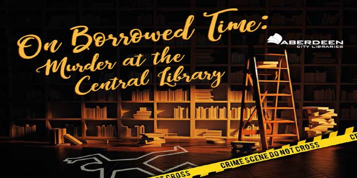 """There's been a murder!"" – Central Library's 125th anniversary celebrations to end in foul play 