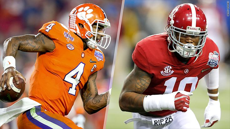 Ticket prices for Alabama-Clemson championship game hit a record