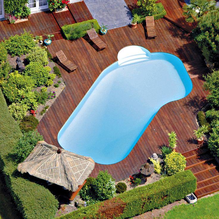 138 best Piscine, bassin et aménagement images on Pinterest Indoor