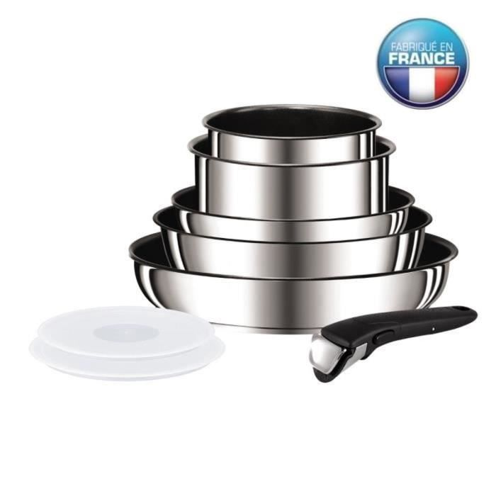 Tefal Ingenio Preference 8 Piece Cookware Set L94098 Tefal