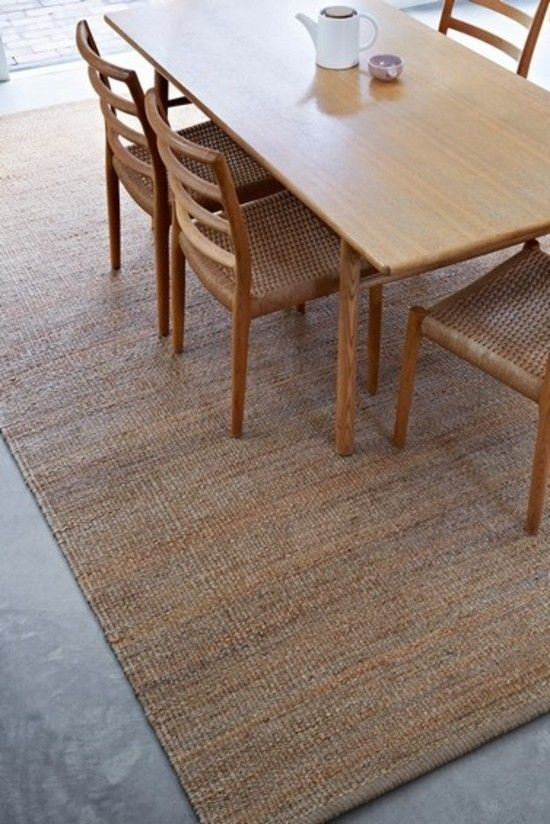 Nest Weave - Natural - Earth Collection - Armadillo&Co Rugs - The Ivy House