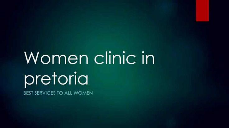 Women's Abortion Clinic in Pretoria