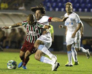 Blog Esportivo do Suíço:  Londrina bate o Fluminense e vai à semifinal da Primeira Liga