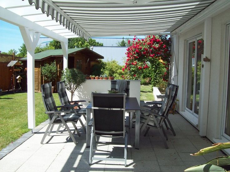 17 Best Ideas About Pergola Markise On Pinterest