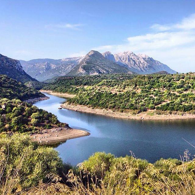 Lago Cedrino - Dorgali -Sardegna