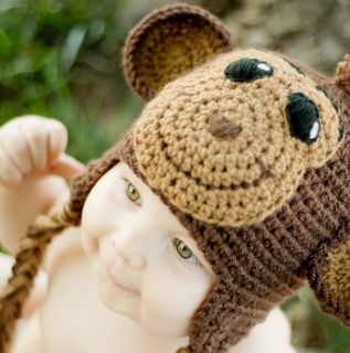 Ravelry: Cheeky Monkey ALL SIZES pattern by Boomer Beanies