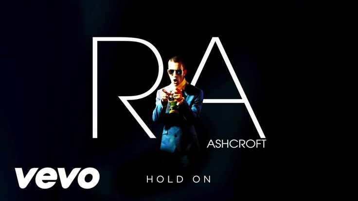 Richard Ashcroft - Hold On (Official Audio)