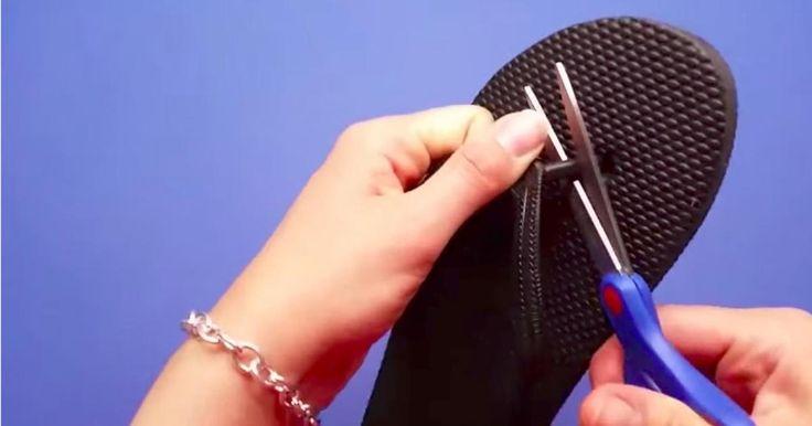 Vous aimez porter des sandales avec vos petites robes d'été ou à la plage en été! Avec cette idée, vous aimerez encore plus les poter!