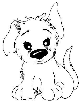 Трафареты, отрисовки - собаки.. Обсуждение на LiveInternet ...