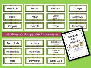 lots of free labels