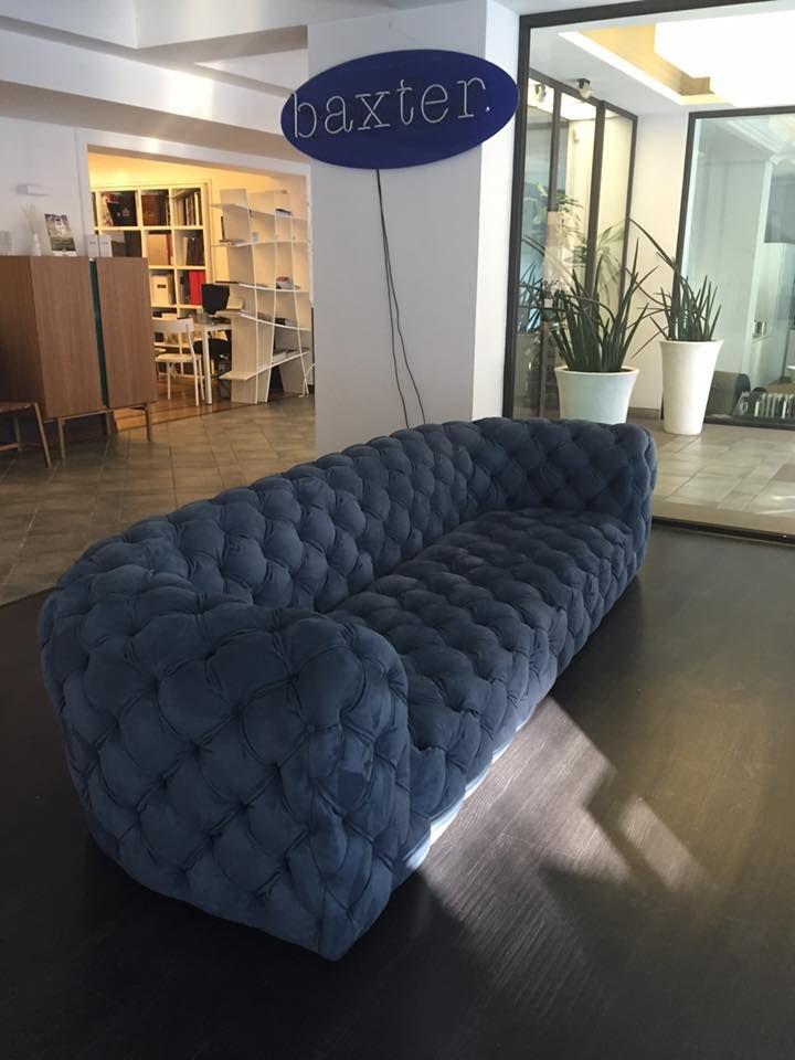 Chestermoon sofa by Baxter