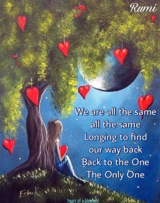 our one heart ...