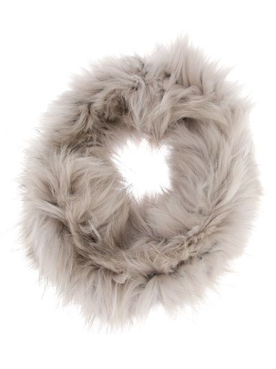 METEO BY YVES SALOMON Circular Fur Stole