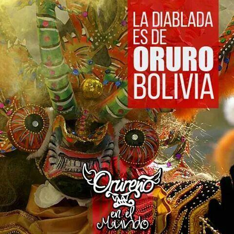 Diablada bolivia