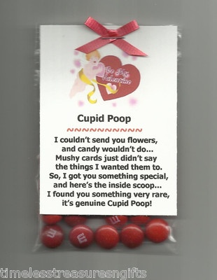 New Homemade Cupid Poop Valentines Day