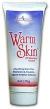 Warm Skin All Weather Guard - Barrier Cream for Skin, Great Cold Weather Protection and Personal Care Aid for Enhanced Blood Circulation