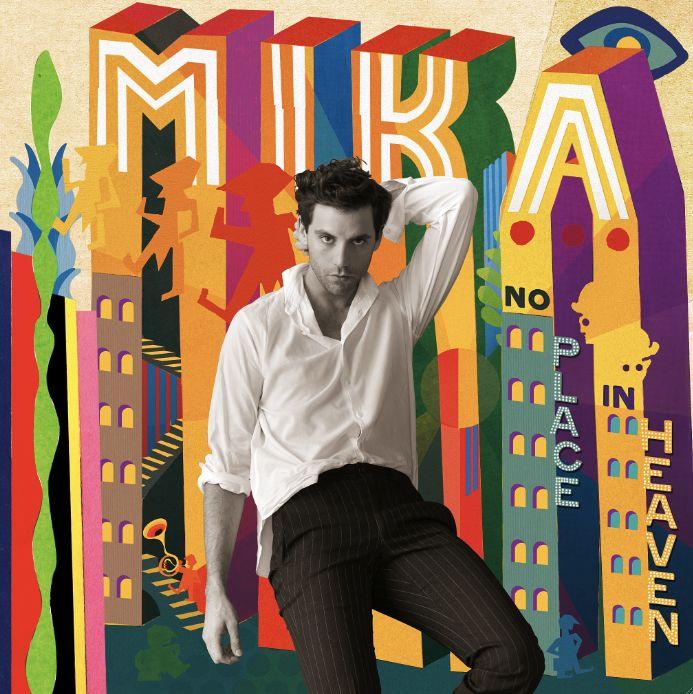 No Place In Heaven - Mika's 4th album!