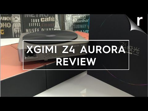 XGIMI Z4 Aurora WiFi Android Home Theater Smart 3D Projector