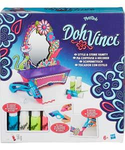 DohVinci Style and Store Vanity Kit