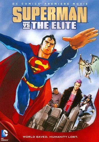 Superman vs. The Elite [Includes Digital Copy] [DVD] [2012]