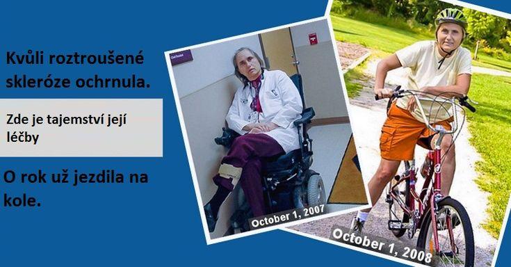 Autoimunitní onemocnění jako roztroušená skleróza se považují za nevyléčitelné. Tato žena to ale vyléčila. Zjistěte, jak to dokázala.
