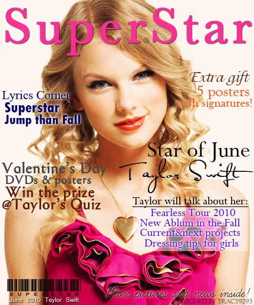 "taylor swift magazine covers | Taylor Swift ""Magazine Covers"" Voting!"