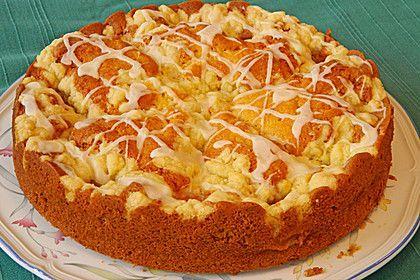 Eierlikör - Streuselkuchen (Rezept mit Bild) von mima53   Chefkoch.de