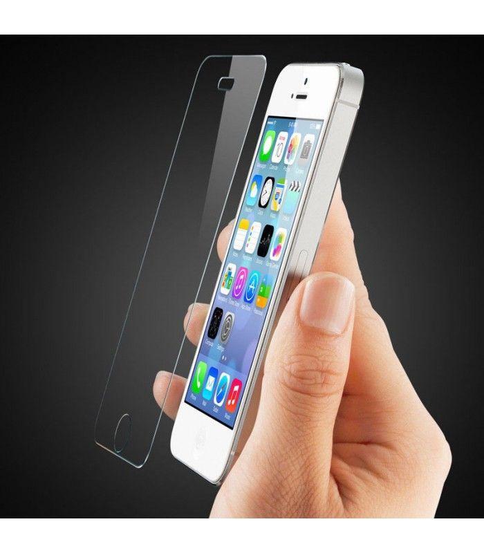 Folie sticla iPhone 4, 4S