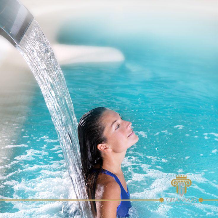 Sağlıklı yaşam için termal su... #Ankara #Haymana #GrannosThermal #termalsu #termal #spa #masaj #masajkeyfi #massage #healthy #good #yaşam #otel #hotel #tatil #seyahat #holiday #relaxation #relax #relaxingtime #peaceful #huzur #mutluluk #happy #vacation #baths #bathspa #bath #turkishbath #türkhamamı