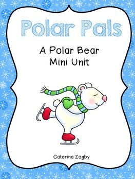 A cute unit to get your students learning about Polar Bears!  Activities include: -Thinking Maps- Circle Map, Bubble Map Polar Bears Can, Have, Are -Writing Prompts: How to take care of a polar bear, all about polar bears -Writing Facts about Polar Bears -Polar Bear Class Book -Polar Bear Roll and Color