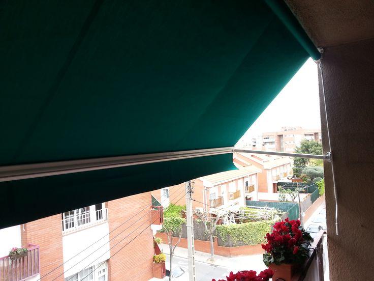 M s de 25 ideas incre bles sobre toldos para balcones en for Brazos para toldos amazon
