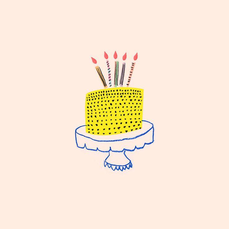 Birthday Cake - Emily Isabella