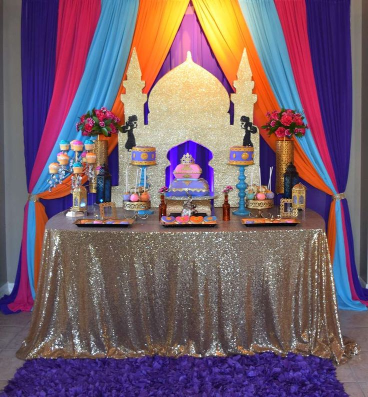 What an amazing Moroccan birthday party! See more party ideas at CatchMyParty.com!