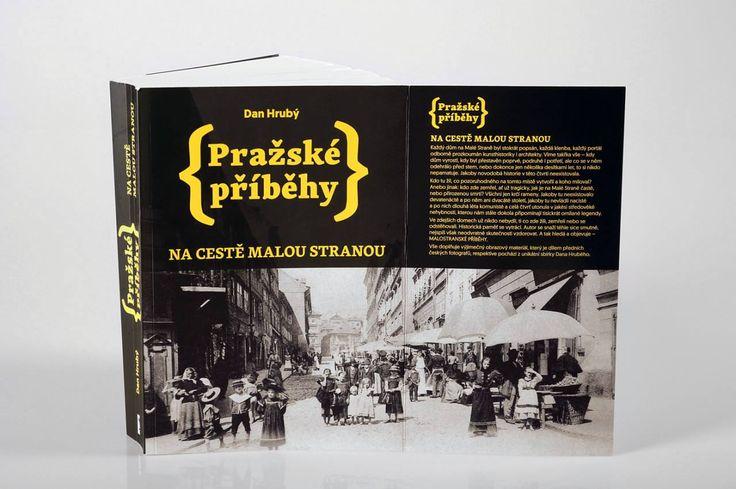 Pražské příběhy knizka