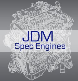 JDM Spec Engines - Honda H-Series Engines