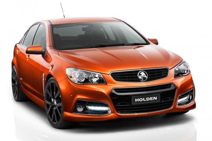 2014 Holden VF Commodore SS V! What a awesome machine! Love it!