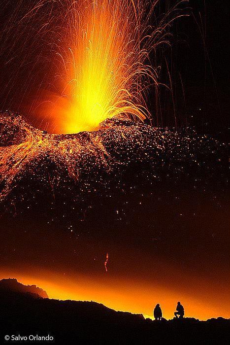 Men on fire by Salvo Orlando (ETNA) - Pixdaus