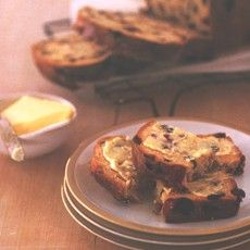 Barabrith, easy to make, delicious spread with butter.