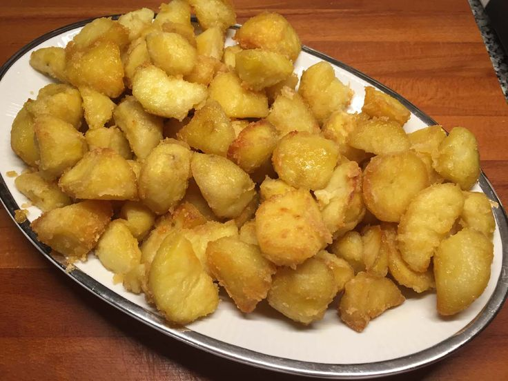 Le patate perfette di Nigella Lawson (sostituendo il grasso d'oca con un più sano  e cruelty free olio evo)